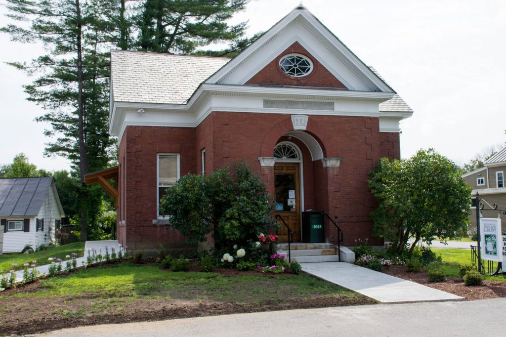 weathersfield proctor library weathersfield vt library vermont library