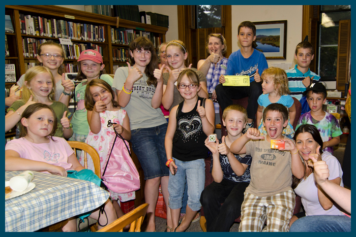 weathersfield proctor library kids programs events