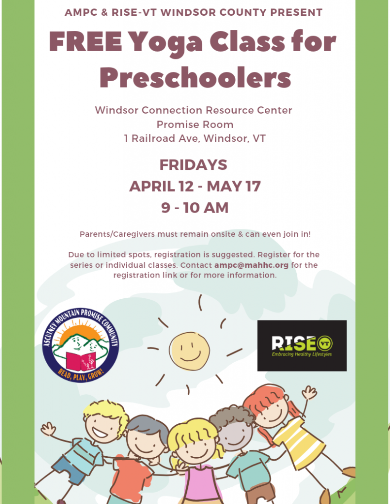 FREE Yoga Class for Preschoolers (3)